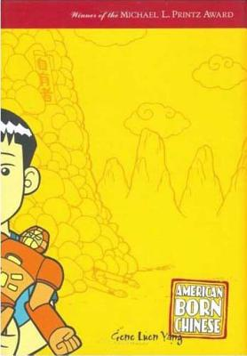 American Born Chinese Cover