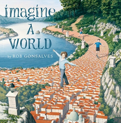Imagine a World (Imagine a...) Cover Image