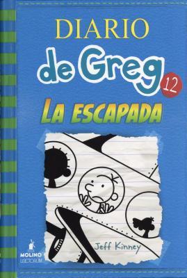 Diario de Greg 12: La Escapada Cover Image