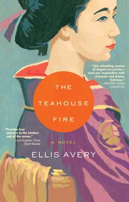 The Teahouse Fire Cover Image