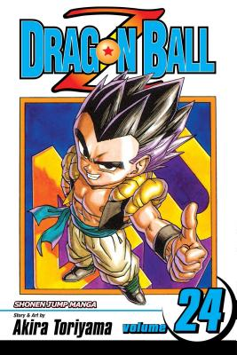 Dragon Ball Z, Vol. 24 cover image