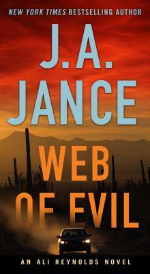 Web of Evil (Ali Reynolds Series #2) Cover Image