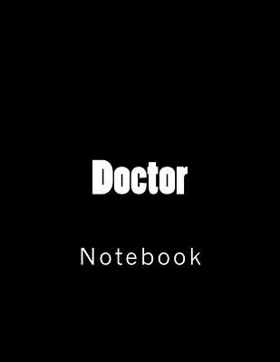 Doctor: Notebook Cover Image