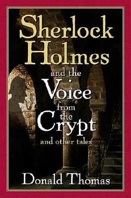 Sherlock Holmes and the Voice from the Crypt Cover