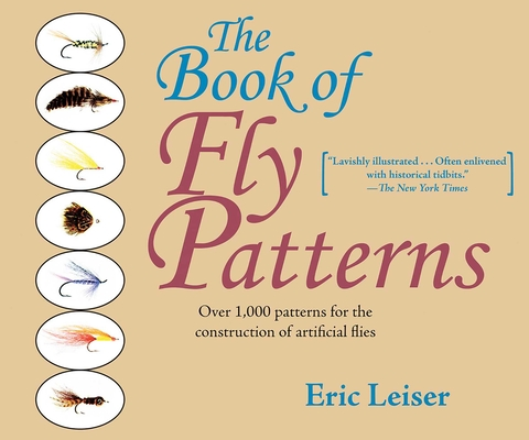 The Book of Fly Patterns: Over 1,000 Patterns for the Construction of Artificial Flies Cover Image
