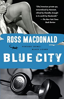 Blue City Cover