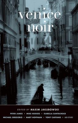 Venice Noir Cover