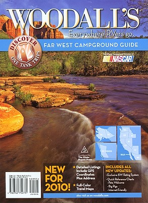 Woodall's Far West Campground Guide, 2010 Cover