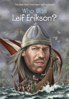 Who Was Leif Erikson? (Who Was?) Cover Image