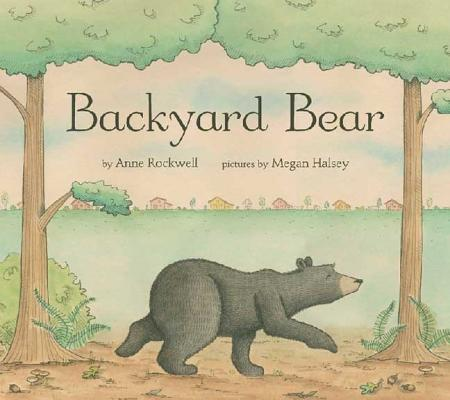 Backyard Bear Cover