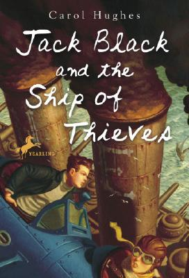 Jack Black and the Ship of Thieves Cover