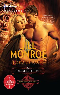 Lord of Rage and Primal Instincts Cover