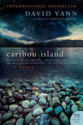 Caribou Island Cover