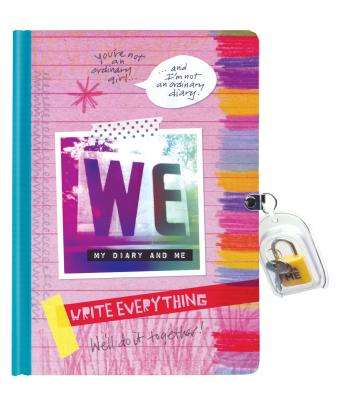 We Diary Cover Image