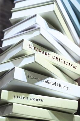 Literary Criticism Cover
