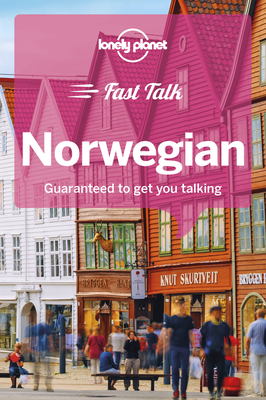 Lonely Planet Fast Talk Norwegian 1 Cover Image