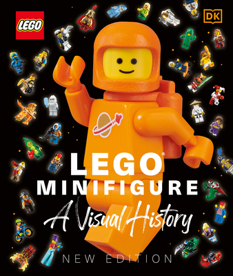 LEGO® Minifigure A Visual History New Edition (Library Edition) Cover Image