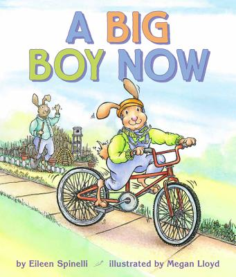 A Big Boy Now Cover