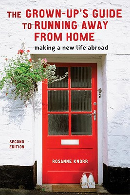 The Grown-Up's Guide to Running Away from Home Cover