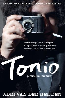 Cover for Tonio