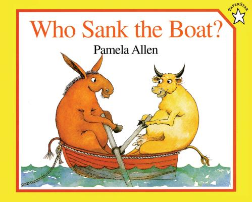 Who Sank the Boat? Cover Image