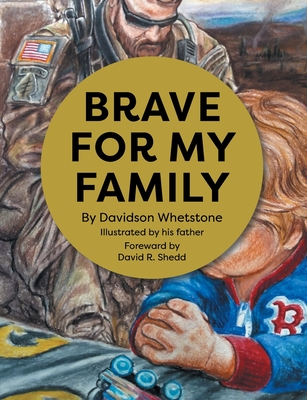 Brave For My Family Cover Image