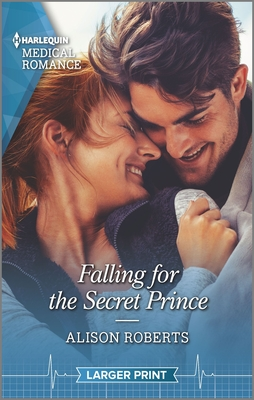 Falling for the Secret Prince Cover Image