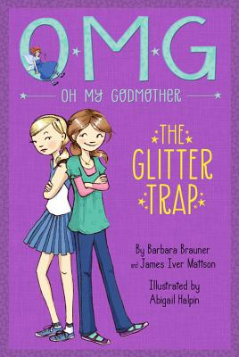The Glitter Trap Cover