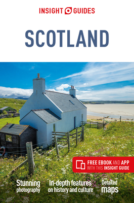 Insight Guides Scotland (Travel Guide with Free Ebook) Cover Image