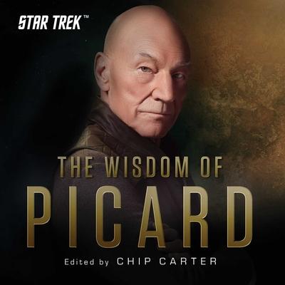 Star Trek: The Wisdom of Picard Cover Image