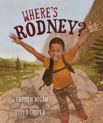 Where's Rodney? Cover Image