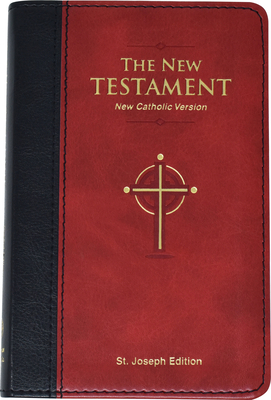 St. Joseph New Catholic Version New Testament: Pocket Edition Cover Image