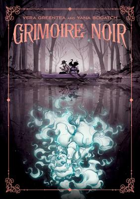 Cover for Grimoire Noir