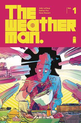 Cover for The Weatherman Volume 1