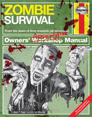 Cover for Zombie Survival Manual