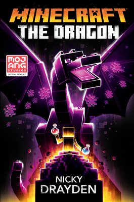 Minecraft: The Dragon: An Official Minecraft Novel Cover Image