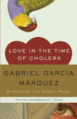 Love in the Time of Cholera (Vintage International) Cover Image