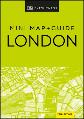 Cover for DK Eyewitness London Mini Map and Guide (Pocket Travel Guide)