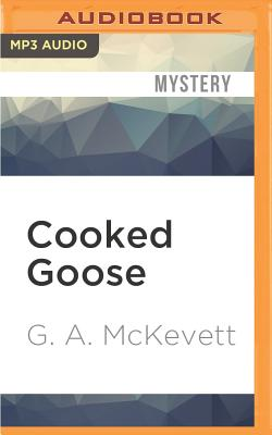 Cooked Goose (Savannah Reid Mysteries #4) Cover Image