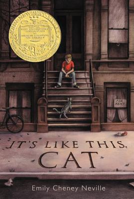 It's Like This, Cat (Trophy Newbery) Cover Image