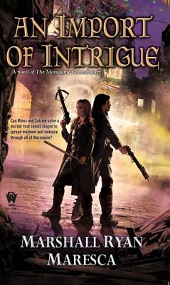 An Import of Intrigue (Maradaine Constabulary #2) Cover Image