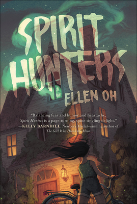 Spirit Hunters Cover Image