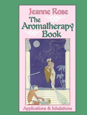 The Aromatherapy Book Cover