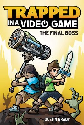 Trapped in a Video Game: The Final Boss Cover Image