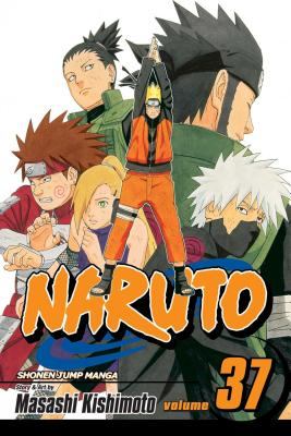 Naruto, Vol. 37 cover image