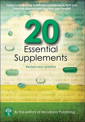 20 Essential Supplements Cover