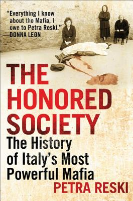 The Honored Society Cover