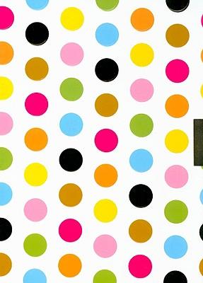 Fiesta Dots Locking Journal Cover Image