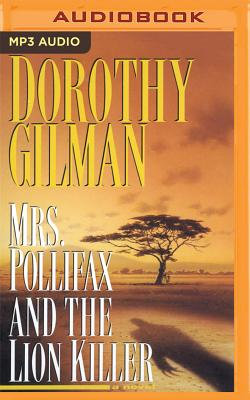 Mrs. Pollifax and the Lion Killer Cover Image