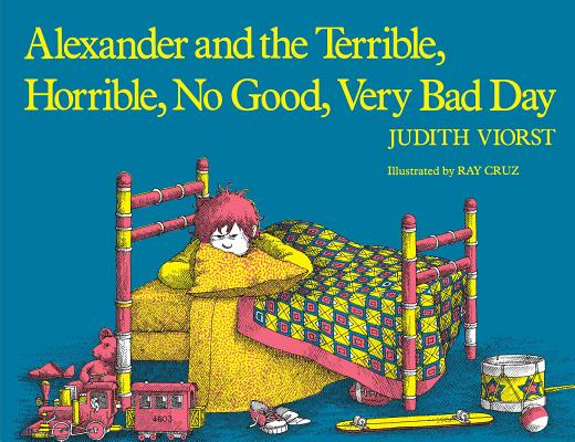 Alexander and the Terrible, Horrible, No Good, Very Bad Day Cover Image